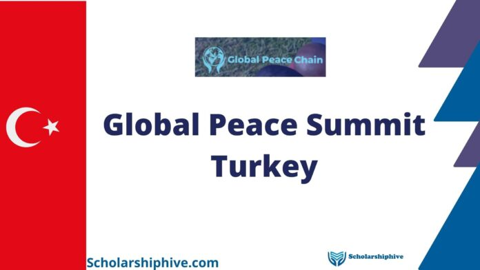 Global Peace Summit Turkey