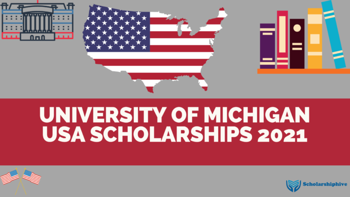University-Of-Michigan-USA-Scholarships