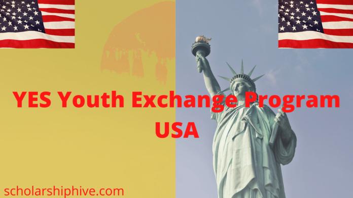 YES Youth Exchange Program USA