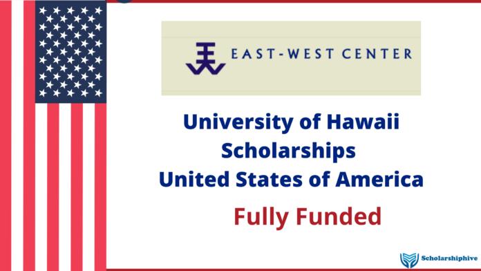 University of Hawaii Scholarships USA